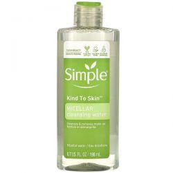 Simple Skincare, Micellar Cleansing Water, 6.7 fl oz (198 ml) Pozostałe