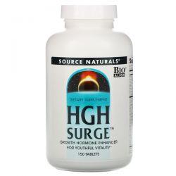 Source Naturals, HGH Surge, 150 Tablets Pozostałe