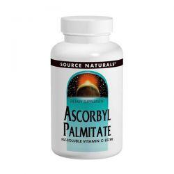Source Naturals, Ascorbyl Palmitate, 500 mg, 90 Tablets Pozostałe