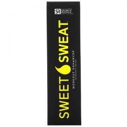 Sports Research, Sweet Sweat Stick, Workout Enhancer, 6.4 oz. (182g) Pozostałe