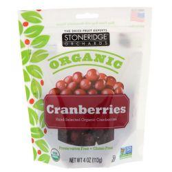 Stoneridge Orchards, Organic Cranberries, 4 oz (113 g) Pozostałe
