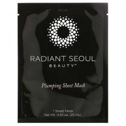 Radiant Seoul, Plumping Beauty Sheet Mask, 1 Sheet Mask, 0.85 oz (25 ml) Pozostałe