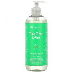 Renpure, Tea Tree Mint, Refreshing Moisture Body Wash, 19 fl oz (561 ml) Pozostałe