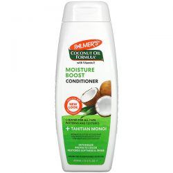 Palmer's, Coconut Oil Formula with Vitamin E, Moisture Boost Conditioner, 13.5 fl oz (400 ml) Pozostałe