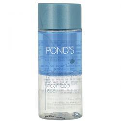 Pond's, Clear Face Spa, Lip & Eye Make-up Remover, 120 ml Pozostałe