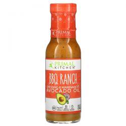 Primal Kitchen, BBQ Ranch Dressing & Marinade Made with Avocado Oil, 8 fl oz ( 236 ml) Pozostałe