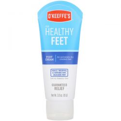 O'Keeffe's, Healthy Feet, Foot Cream, Unscented, 3 oz (85 g) Pozostałe