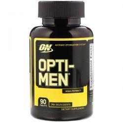 Optimum Nutrition, Opti-Men, 90 Tablets Pozostałe