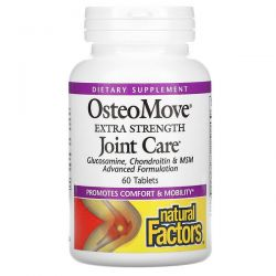 Natural Factors, OsteoMove, Joint Care, 60 Tablets Pozostałe