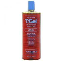 Neutrogena, T/Gel, Therapeutic Shampoo, Original Formula, 16 fl oz (473 ml) Dla Dzieci