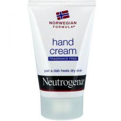 Neutrogena, Hand Cream, Fragrance Free, 2 oz (56 g) Dla Dzieci