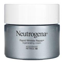 Neutrogena, Rapid Wrinkle Repair, Regenerating Cream, 1.7 oz (48 g) Dla Dzieci