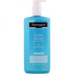 Neutrogena, Hydro Boost, Body Gel Cream, 16 oz (453 g) Dla Dzieci