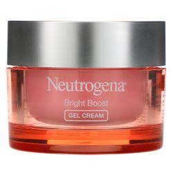 Neutrogena, Bright Boost, Gel Cream, 1.7 fl oz (50 ml) Dla Dzieci