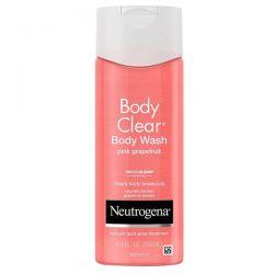 Neutrogena, Body Clear, Body Wash, Pink Grapefruit, 8.5 fl oz (250 ml) Dla Dzieci