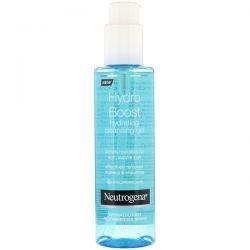 Neutrogena, Hydro Boost, Hydrating Cleansing Gel, 6.0 oz (170 g) Dla Dzieci