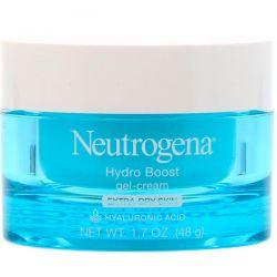 Neutrogena, Hydro Boost, Gel-Cream, Extra-Dry Skin, Fragrance-Free, 1.7 oz (48 g) Dla Dzieci