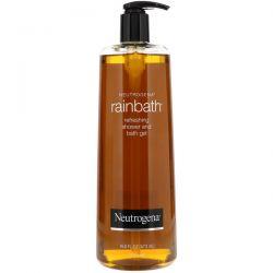 Neutrogena, Rainbath, Refreshing Shower and Bath Gel, 16 fl oz (473 ml) Dla Dzieci