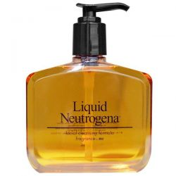 Neutrogena, Liquid Neutrogena, Facial Cleansing Formula, 8 fl oz (236 ml) Dla Dzieci