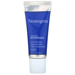 Neutrogena, Anti-Wrinkle Deep Wrinkle Night Moisturizer, Night, 1.4 oz (39 g) Dla Dzieci