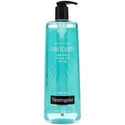 Neutrogena, Rainbath, Replenishing Shower and Bath Gel, Ocean Mist, 16 fl oz (473 ml) Dla Dzieci