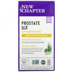 New Chapter, Prostate 5LX, 180 Vegetarian Capsules Dla Dzieci