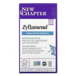 New Chapter, Zyflamend, 60 Vegetarian Capsules Dla Dzieci