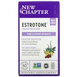 New Chapter, Estrotone, 60 Vegetarian Capsules Dla Dzieci