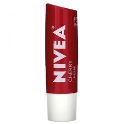 Nivea, Lip Care,  Cherry, 0.17 oz (4.8 g) Dla Dzieci