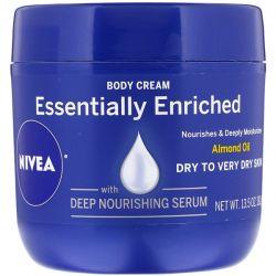 Nivea, Body Cream, Essentially Enriched, 13.5 fl oz (382 g) Dla Dzieci