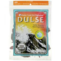 Maine Coast Sea Vegetables, Dulse, Wild Atlantic Sea Vegetable, 2 oz (56 g)