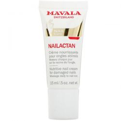 Mavala, Nailactan, Nourishing Nail Cream, 0.5 oz (15 ml) Animowane