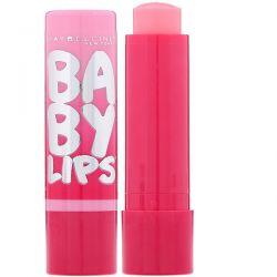 Maybelline, Baby Lips, Glow Balm, 01 My Pink, 0.13 oz (3.9 g) Pozostałe