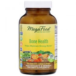 MegaFood, Bone Health , 120 Tablets Pozostałe