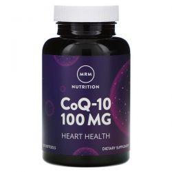 MRM, Nutrition, CoQ-10, 100 mg, 120 Softgels Pozostałe