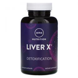 MRM, Nutrition, Liver X, 60 Vegan Capsules Pozostałe
