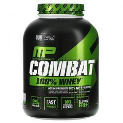 MusclePharm, Combat 100% Whey Protein, Cookies 'n' Cream, 5 lbs (2,269 g) Pozostałe