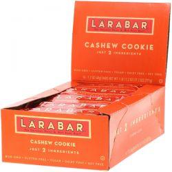 Larabar, The Original Fruit & Nut Food Bar, Cashew Cookie, 16 Bars, 1.7 oz (48 g) Each Pozostałe