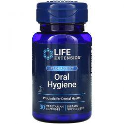 Life Extension, FLORASSIST Oral Hygiene, 30 Vegetarian Lozenges Pozostałe