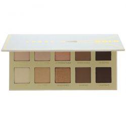 Lorac, Unzipped Gold Eye Shadow Palette with Mini Behind The Scenes Eye Primer, 0.58 oz (16.7 g)