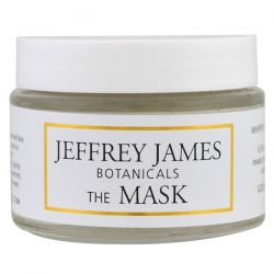 Jeffrey James Botanicals, The Mask, Whipped Raspberry Mud Beauty Mask, 2.0 oz (59 ml) Pozostałe