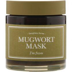 I'm From, Mugwort Beauty Mask, 3.88 fl oz (110 g) Pozostałe