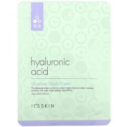 It's Skin, Hyaluronic Acid, Moisture Beauty Mask Sheet, 1 Sheet Mask, 17 g Pozostałe