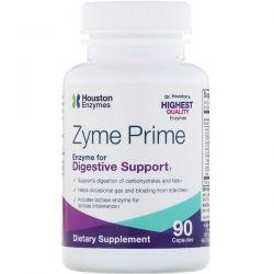 Houston Enzymes, Zyme Prime, 90 Capsules Animowane