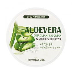 FromNature, Aloe Vera, Deep Cleansing Cream, 300 ml Pozostałe