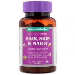 FutureBiotics, Hair, Skin & Nails, 135 Tablets Pozostałe