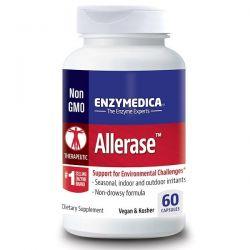 Enzymedica, Allerase, 60 Capsules Pozostałe