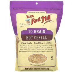 Bob's Red Mill, 10 Grain Hot Cereal, Whole Grain, 25 oz (709 g) Pozostałe