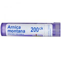 Boiron, Single Remedies, Arnica Montana, 200CK, Approx 80 Pellets Zdrowie i Uroda