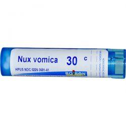 Boiron, Single Remedies, Nux Vomica, 30C, Approx 80 Pellets Zdrowie i Uroda